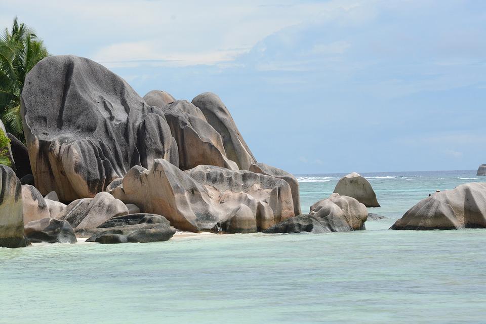 Seychelles ile