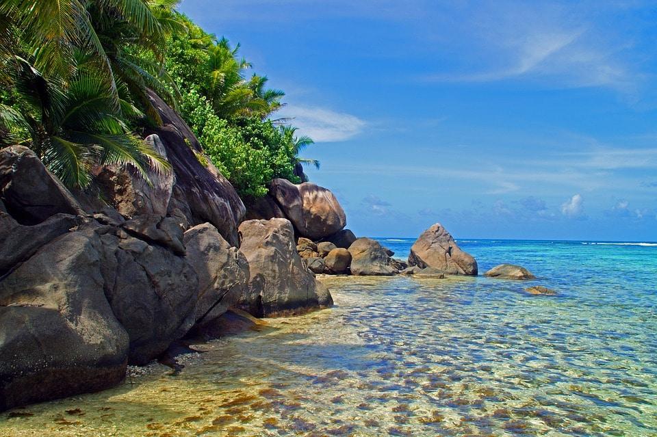 Seychelles meteo