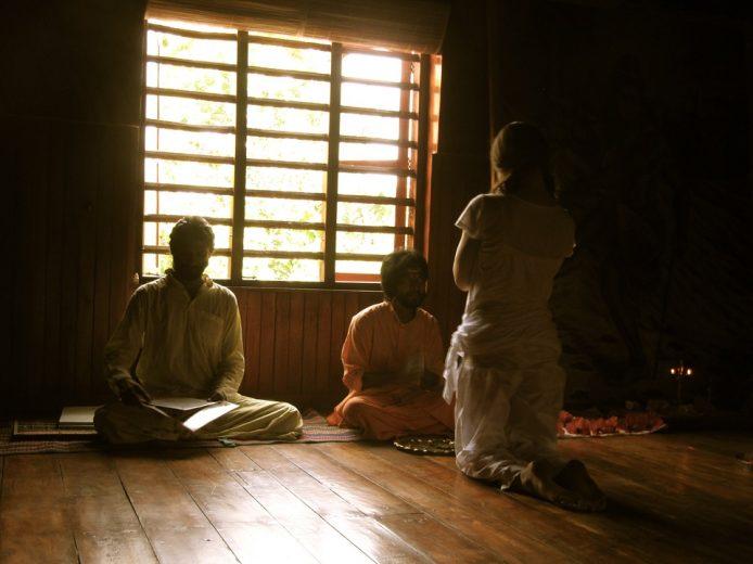 Voyage yoga inde