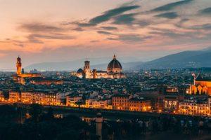 Florence la nuit