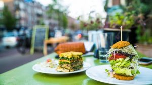 quoi manger a Amsterdam