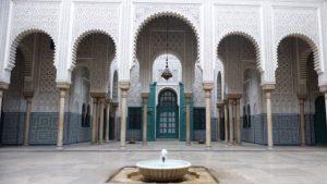 La Mahkama du Pacha, une architecture arabo-andalou