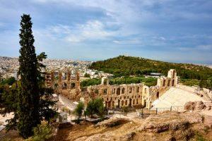 tourisme a Athenes
