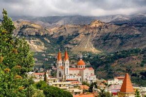 landscape liban