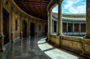 visiter des lieux en Alhambra