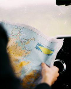 choisir une destination