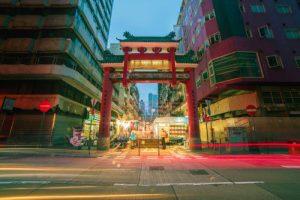lieux hongkong