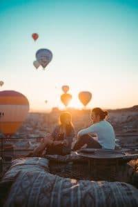 vacances romantique en couple