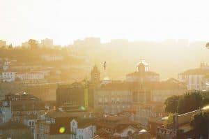 Porto en été