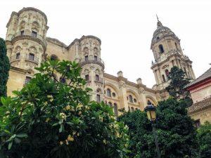 Malaga Cathedral Andalucia