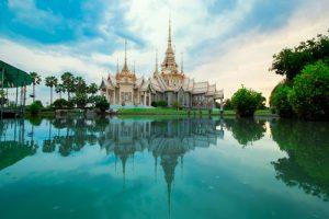 Malaisie temple