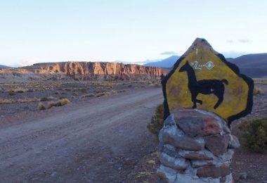 route en bolivie