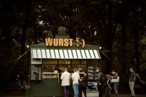 parc en Allemagne