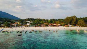 plage Malaisie