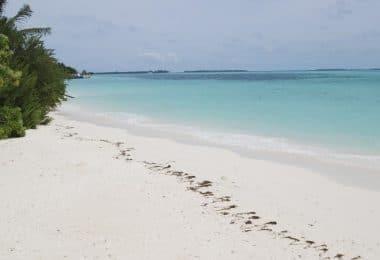 Une météo parfaite aux Maldives en Octobre