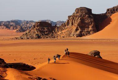que faire dans le sahara