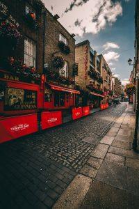 restaurant irlande