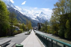 Chamonix montagne france