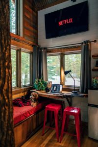 location airbnb foret