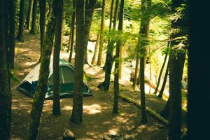 tante camping