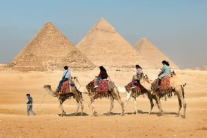 egypte en octobre