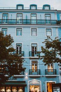 hebergement Lisbonne
