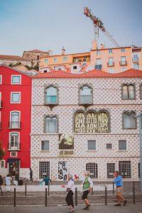 maison Lisbonne