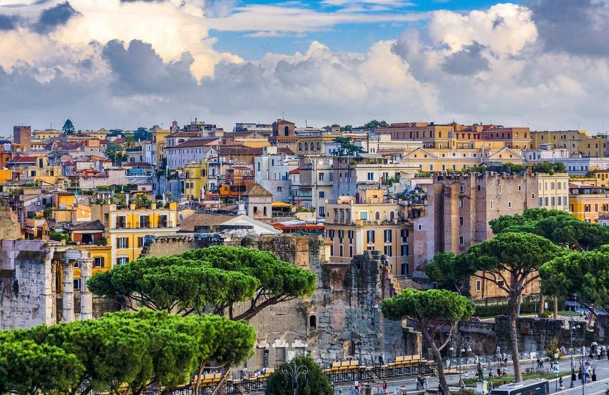 Où partir en mai si ce n'est Rome ?