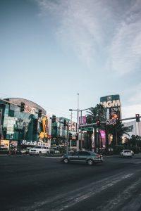 quand partir Las Vegas