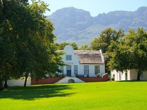 Partir pour Stellenbosch en février