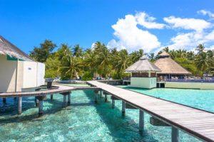 Des activités assez simples aux Maldives