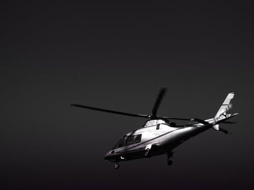 Quel type d'hélicoptère vous amènera au-dessus de Las Vegas ?