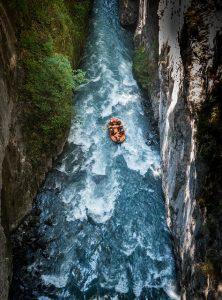 Comment réserver sa place pour un rafting sur la rivière Pacuare ?