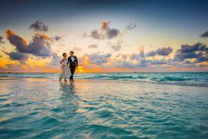 voyage pour le mariage